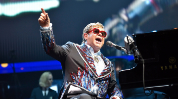 Elton John promises 'One Helluva Roller Coaster Ride' with upcoming memoir