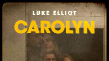 Carolyn, η νέα κυκλοφορία από τον Luke Elliot Carolyn, opening act στις συναυλίες των Madrugada στην Ελλάδα