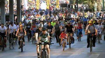 Παραλαβή αριθμών συμμετοχής και σημεία εγγραφών  για τον 26ο Ποδηλατικό Γύρο Αθήνας