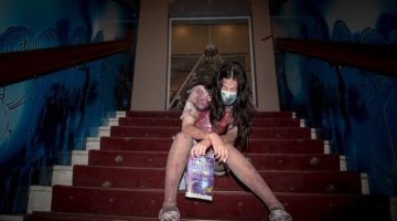 ΄Εκτο Horrorant Film Festival: HorroraЯt Day: όταν ο τρόμος εμπνέει την τέχνη! @ ΧΥΤΗΡΙΟ | Σάββατο 4 Μαΐου