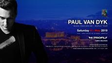 Ο θρύλος Paul Van Dyk επιστρέφει στην Αθήνα @ VOX | Σάββατο 4 Μαΐου