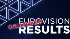 Άλλαξε η τελική βαθμολογία της Eurovision!