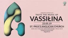 Taste the music of VASSILINA στην Αγγλικανική εκκλησία του Αγίου Παύλου | Πέμπτη 23 Μαΐου