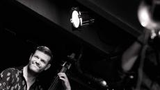 "Paraskevas Kitsos Trio: ""In between the eyes"" Late Night Jazz Sessions 5 @ Afrikana Jazz Bar | Πέμπτη 30 Μαΐου"