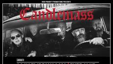 Candlemass: The Door to Doom @ Fuzz Club | Σάββατο 23 Νοεμβρίου