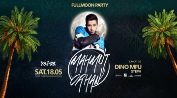 Mahmut Orhan – FullMoon Party @ Bolivar Beach Bar |Σάββατο 18 Μαΐου