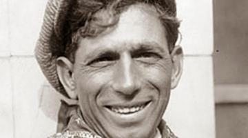 Ποιος ήταν ο Luis Tikas;