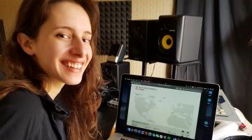Η Ολίβια Χατζηιωάννου στον NGradio