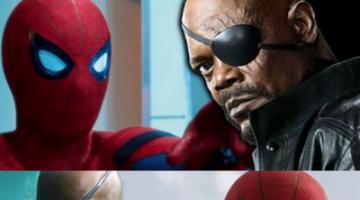 Ο Σάμιουελ Τζάκσον στην αφίσα νέου Spiderman: Τελικά ποιο μάτι είναι το καλό;