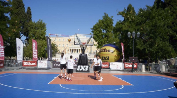 Ακυρώνεται το 5ο Active Athens 3×3 Project Fiba Endorsed Tournament