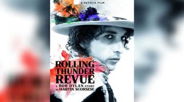 Πρεμιέρα απόψε στο Netflix η ταινία του Μάρτιν Σκορσέζε για το θρυλικό Rolling Thunder Revue του Μπομπ Ντίλαν