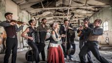BARCELONA GIPSY bALKAN ORCHESTRA | Έρχονται στην ΤΕΧΝΟΠΟΛΗ τη Δευτέρα 2 Σεπτεμβρίου