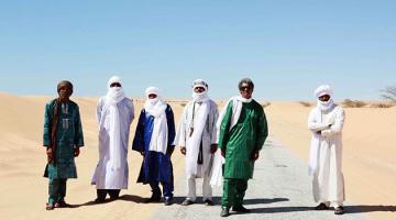 """Zawal""  – νέο τραγούδι από τον επερχόμενο δίσκο Amadjar  των Tinariwen"