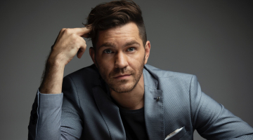 "Andy Grammer – ""Don't Give Up On Me"""
