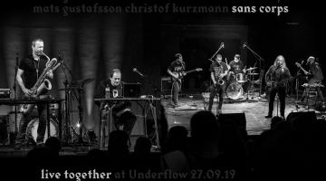 Mats Gustafsson και Christof Kurzmann| διήμερο φεστιβάλ @Underflow