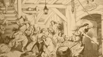 Ποια ήταν η Μαρία η Συγκλητική;
