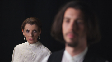 """Tζένη και Μαρξ"" στο θέατρο Olvio   από το Σάββατο 9 Νοεμβρίου"