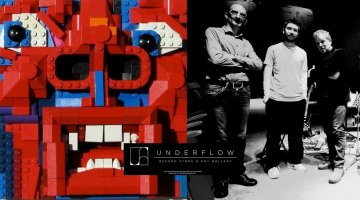 "@Underflow Terrapin live/αφιέρωμα ""In the Court of the Crimson King"""