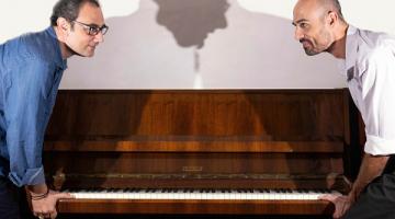 Γιώργος Καγιαλίκος & Νεοκλής Νεοφυτίδης «Δυο συνθέτες σ' ένα πιάνο» @ ΙΑΝΟΣ