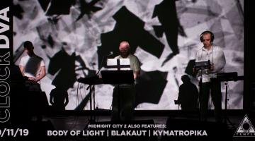 Midnight City 2: Clock DVA, Body of Light, Blakaut & άλλα στο Temple