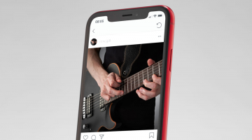 Are your favorite Instagram guitarists faking their incredible technique?