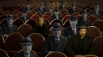 """MR. LEONARD"" μία παράσταση βασισμένη σε δέκα τραγούδια του L. Cohen στο Θέατρο Δεκατέσσερα"