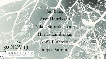 Live | Jan Bang & Arve Henriksen στο Underflow