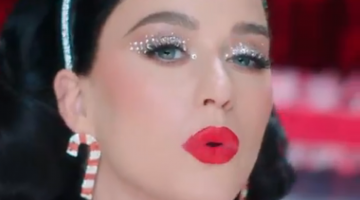 Katy Perry Shares 'Cozy Little Christmas' Music Video Teaser: Watch