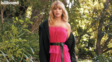 Billboard Woman of the Decade Taylor Swift: 'I Do Want My Music to Live On'