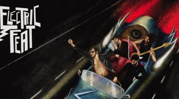 """Electric Feat νέο single """"Leather Jacket"""" και αναγγελία album"""