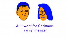 """Νέο τραγούδι   Evripidis and his Tragedies """"All I Want for Christmas Is a Synthesizer"""""""