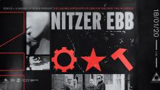 Οι θρύλοι του EBM, Nitzer Ebb έρχονται στο Temple