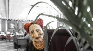 Οι Μίμοι του Ηρώνδα, μια σπουδαία παράσταση στο θέατρο Σφενδόνη!
