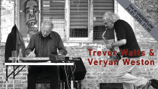 Trevor Watts & Veryan Weston ζωντανά στο Underflow Records