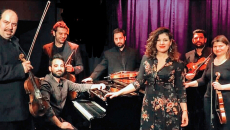 """Orient Express""   Κυριάκος Γκουβέντας & Ομάδα βιολιστών «Της στέγης του κόσμου» @ Ιανός"