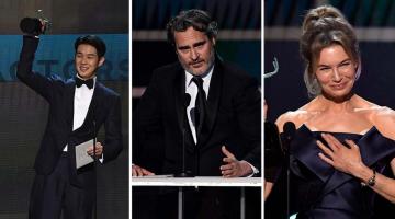 """Η ταινία """"Parasite"""" έγραψε ιστορία στην απονομή των SAG Awards"""