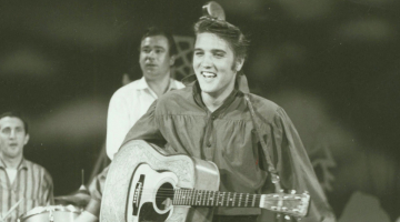 Flashback: Elvis Presley Sings 'I Forgot to Remember to Forget' on 'Louisiana Hayride'