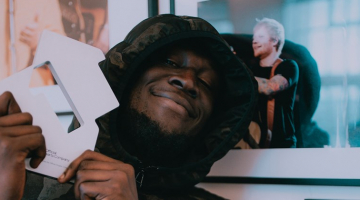 "Stormzy's Own It is the UK's first Number 1 single of 2020: ""Words aren't enough, but thank you"""