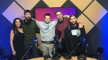 Οι ΘΡΑΞ ΠΑΝΚC στον NGradio | #11me1