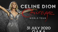 Η Celine Dion για πρώτη φορά στην Ελλάδα!