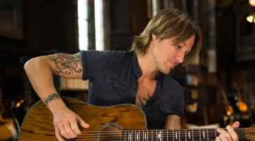 Keith Urban Gets Introspective on New Song 'God Whispered Your Name'