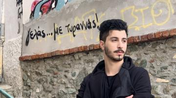 """ΝΕΟ ΤΡΑΓΟΥΔΙ : Αλέξανδρος Τζουγανάκης – """"Γελάς"""""""