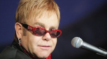 How to watch Elton John's benefit concert for medical workers Sunday Night
