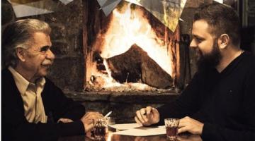 Ο Βασίλης Σκουλάς και ο Γιώργος Νικηφόρου Ζερβάκης στη Μουσική σκηνή Σφίγγα | Σάββατο 14 και 21 Μαρτίου