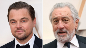 Leonardo DiCaprio & Robert De Niro Offer Chance For Walk-On Role In Martin Scorsese's 'Killers Of The Flower Moon' To Those Donating To All In Challenge