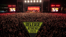 Οριστική ακύρωση του Release Athens Festival
