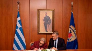 Ο Υφυπουργός κ. Στεφανής και η αποκατάσταση της Οικίας Παύλου Μελά.