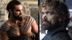 Πίτερ Ντίνκλατζ και Τζέισον Μομόα: από το Game of Thrones μαζί σε νέα ταινία