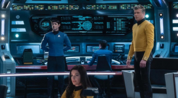 'Star Trek' Series Starring Ethan Peck as Spock, Anson Mount as Capt. Pike Set at CBS All Access