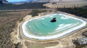 """Surf Lakes"", η μεγαλύτερη πισίνα στον κόσμο για σέρφινγκ"